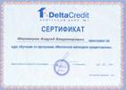 сертификат дельта